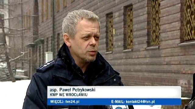Profesor Uniwersytetu Wrocławskiego zatrzymany