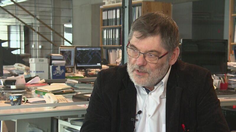 Jerzy Szczepanik-Dzikowski: dziś budując mniej myslimy o zaspokojaniu ludzkich potrzeb