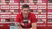 Lewandowski o meczu z Anglią: wiedziałem, że wystąpię