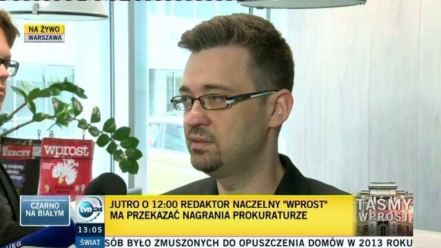 Dzierżanowski: Nie mamy żadnych podstaw, żeby nie wierzyć Piotrowi Nisztorowi