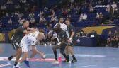 Skrót meczu THW Kiel - Nantes w 2. kolejce Ligi Mistrzów piłkarzy ręcznych