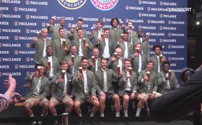 Bayern Monachium przygotowuje się do Octoberfest