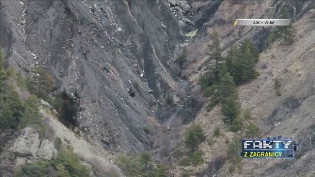 Katastrofa samolotu Germanwings w Alpach