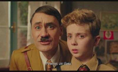 """Jojo Rabbit"". Film Taika Waititi"