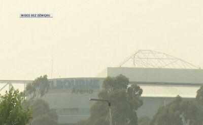 Fatalna jakość powietrza w Melbourne