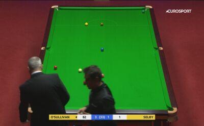The Rocket i jego kunszt w półfinale z Selbym