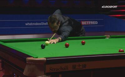 114 punktów O'Sullivana w partii otwierającej ostatnią sesję półfinału MŚ