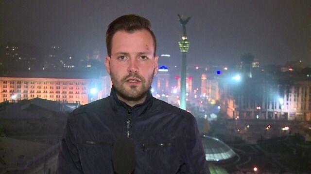 Reporter TVN24: Nastroje na Majdanie radykalizują się