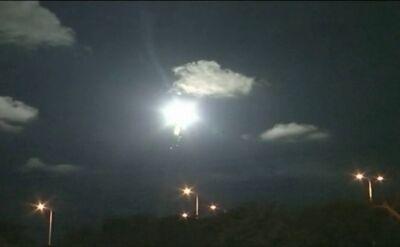 Izrael wystrzelił satelitę szpiegowskiego