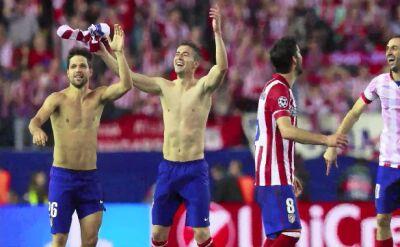Atletico w półfinale LM