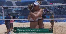 Tokio. Amerykanki zdobyły złoty medal w siatkówce plażowej kobiet