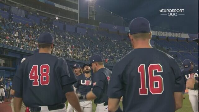 Tokio. Japonia zdobyłą złoty medal w baseballu. Skrót meczu