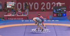 Tokio. Zapasy. Pewne zwycięstwo Magomedmurada Gadżijewa w 1/8 finału do 65 kg