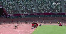 Tokio. Jackson popełniła błąd, który kosztował ją szansę na medal w biegu na 200 m