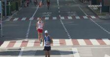 Tokio. Dawid Tomala ukończył 40. kilometr chodu na 50km z przewagą prawie 3 minut nad resztą zawodników