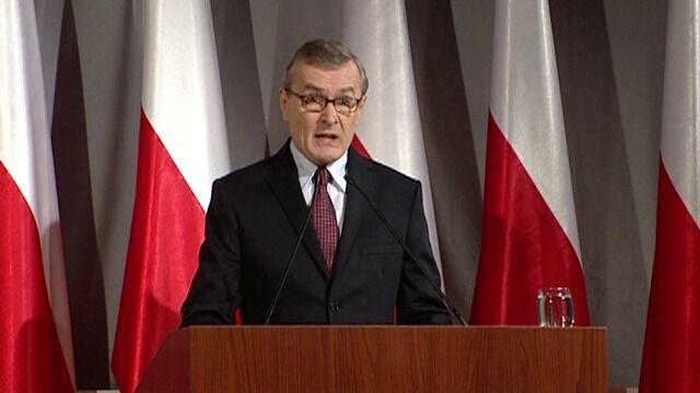 Pięć zadań rządu wg prof. Glińskiego