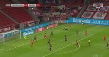Dwa gole Lewandowskiego w meczu z Bayerem