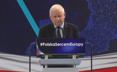 Prezes PiS: przywrócenie godności Polaków jest naszym wielkim celem