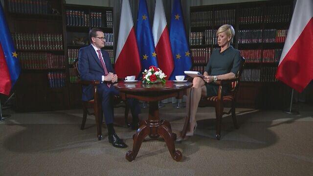 Premier Morawiecki o kredytach w kontekście spółki Srebrna