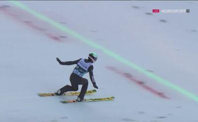Kamil Stoch 6. po pierwszej serii w Oslo