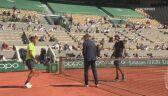 Skrót meczu 1. rundy Roland Garros Rafael Nadal - Alexei Popyrin