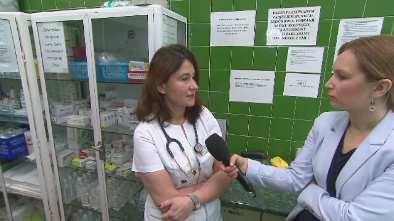 """""""Szczepionka to mała choroba, żeby uchronić przed dużą chorobą"""""""