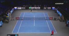 Paire awansował do półfinału turnieju ATP w Metz