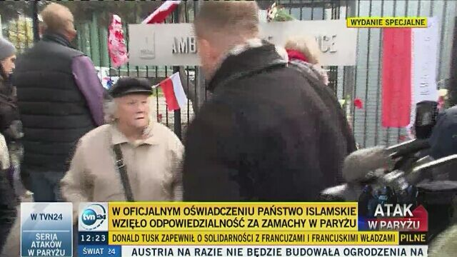 Kaczyński: doszło do wielkiej tragedii