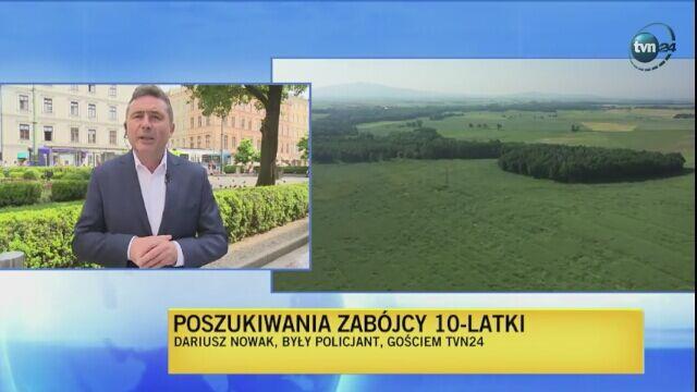 Dariusz Nowak o sprawie śmierci 10-latki