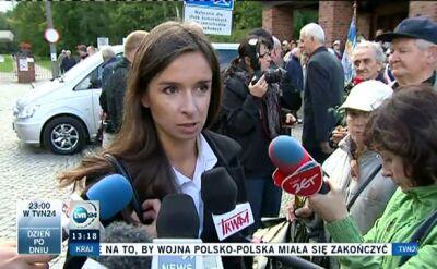 Marta Kaczyńska uważa, że Ewa Kopacz powinna podać się do dymisji