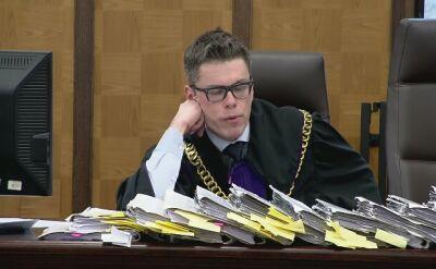 Sędzia Tuleya powołał się na zeznania posłanki PiS Krystyny Pawłowicz