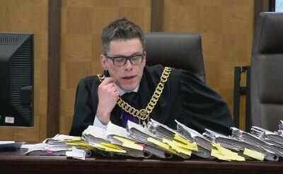 Tuleya: dobitne zeznania, rozwiewające wątpliwości złożył wicemarszałek Sejmu Ryszard Terlecki