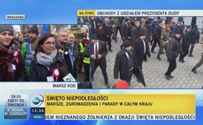 """""""Chciałabym, żeby to był dzień, który łączy Polaków"""""""