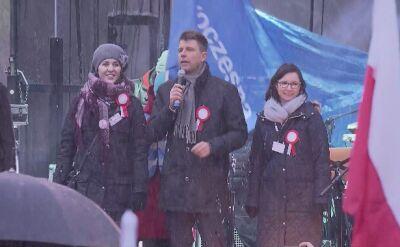 Petru: Polska optymistyczna jest możliwa