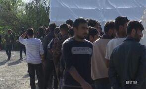 Obóz dla uchodźców Vuczjak w Bośni