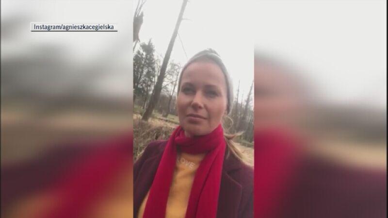 Agnieszka Cegielska zachęca do udziału w akcji #ekowyzwanie
