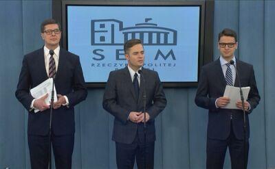 """Adam Hofman: """"afera madrycka"""" to efekt ataku przeciwników politycznych"""