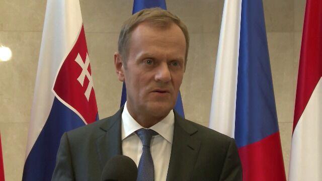 Tusk: Dzisiaj kończy się awantura trotylowa