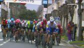 Ivan Garcia Cortina wygrał 3. etap Paryż-Nicea