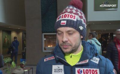 Michal Dolezal: trzeba to szanować