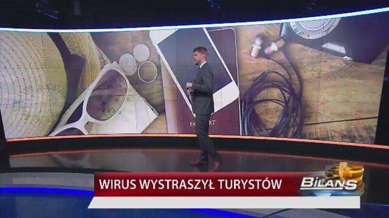 Koronawirus wystraszył turystów