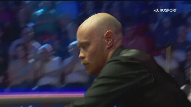 Wilson pokonał 4:3 Slessora w półfinałowej rundzie British Open