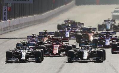 Grand Prix Formuły 1 w Azerbejdżanie