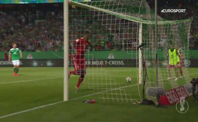 Skrót meczu Werder - Bayern Monachium w półfinale Pucharu Niemiec