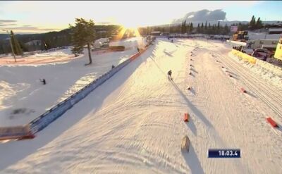 Norwegowie najlepsi w sztafecie w Beitostoelen