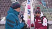 Jakub Wolny po kwalifikacjach w Innsbrucku