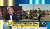 Czesław Lang o spowiedzi Lance'a Armstronga