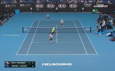 Ram i Salisbury najlepsi w deblu w Australian Open