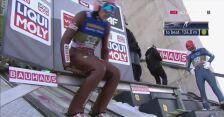 Skok Kubackiego w kwalifikacjach w Innsbrucku