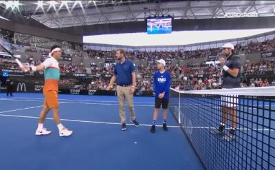 Kei Nishikori w finale turnieju ATP Brisbane